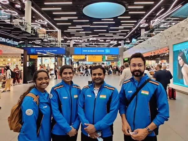 India shooting team (Photo/ SAI Media)