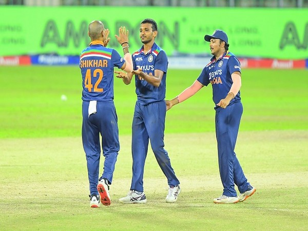 Sri Lanka won the 3rd ODI against India by 3 wickets (Image: BCCI)