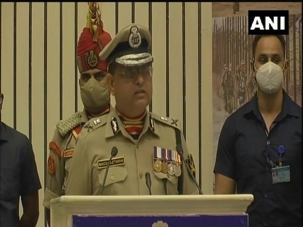 BSF Director General Rakesh Asthana (Photo/ANI)