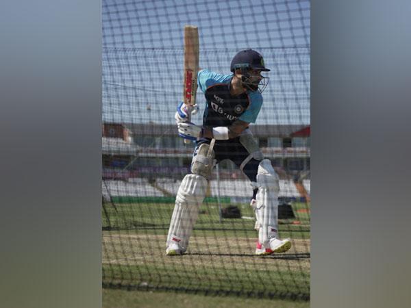 India Test skipper Virat Kohli (Photo/ BCCI Twitter)