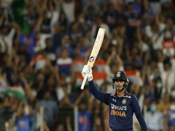 India wicketkeeper-batsman Ishan Kishan (Photo/ BCCI Twitter)