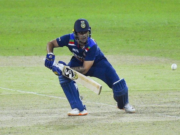 Wicketkeeper-batsman Ishan Kishan (Photo/ ICC Twitter)
