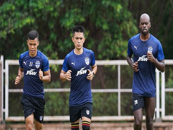 Bengaluru FC players (Image: Bengaluru FC)