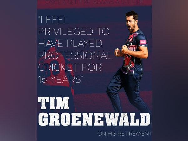 Tim Groenewald (Image: Kent)