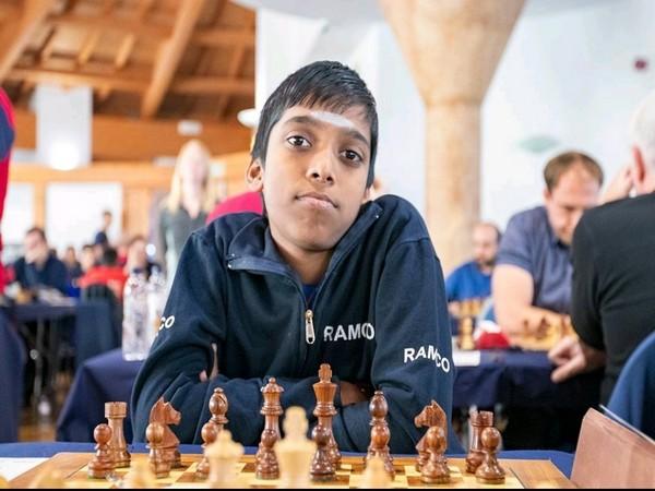 Praggnanandhaa (Image: Chess.com-India)