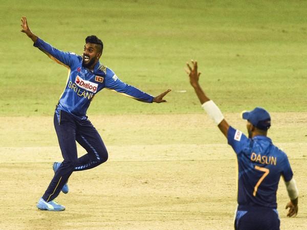 Sri Lanka team. (Photo/ ICC twitter)