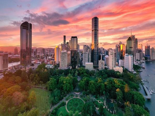 Brisbane will host the 2032 Olympics. (Photo/ IOC Media twitter)