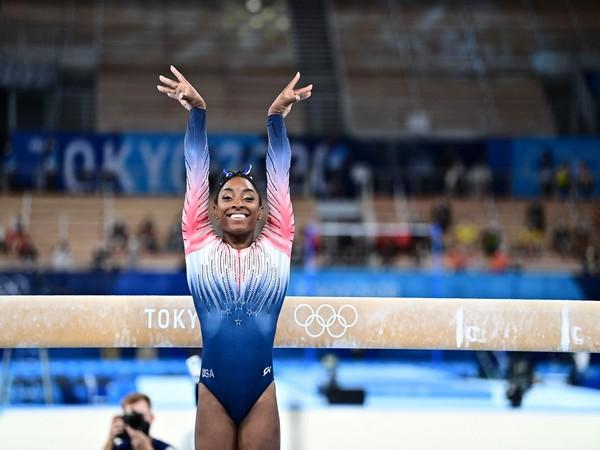 Simone Biles (Photo: Twitter/USA Gymnastics)