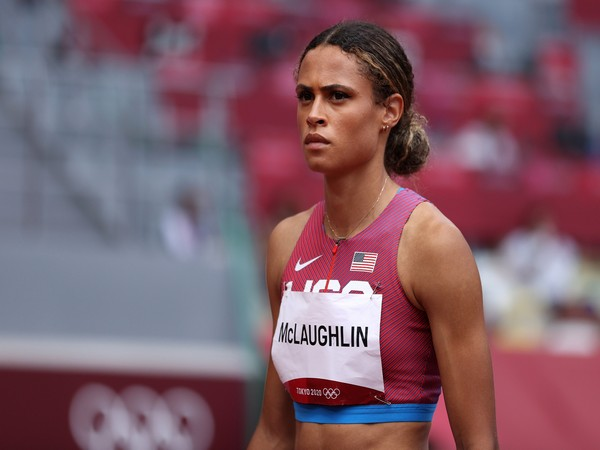 Sydney McLaughlin (Photo: Twitter/Olympics)