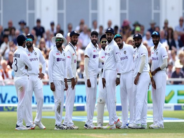 Team India in action against England (Photo/ BCCI)