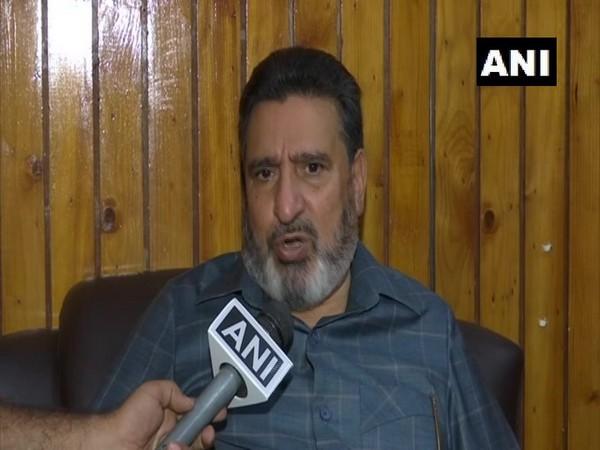 Jammu and Kashmir Apni Party chief Altaf Bukhari