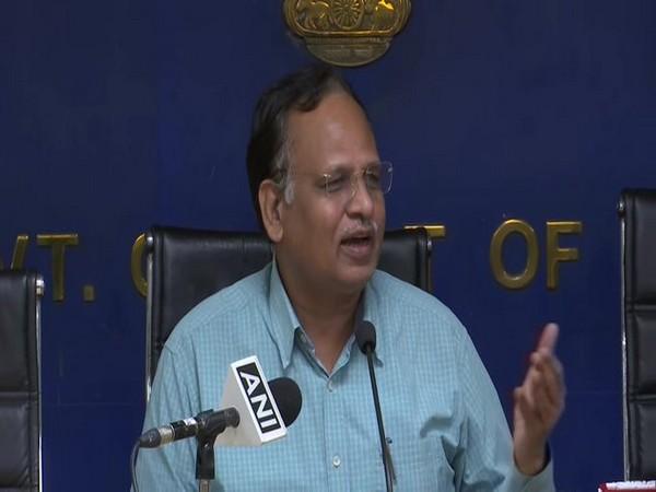 Urban Development Minister Satyendar Jain