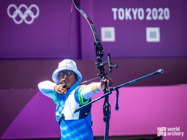 Archer Deepika Kumari (Photo/ World Archery Twitter)