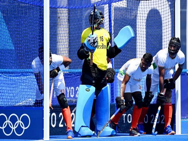 Team India (Photo/ Hockey India Twitter file image)