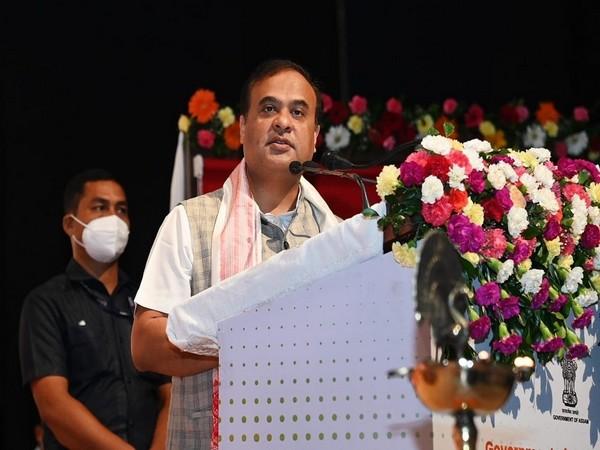 Assam Chief Minister Hemant Biswa Sarma (Photo/Twitter)