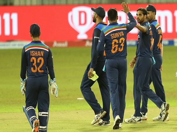 India won the first T20I by 38 runs (Image: BCCI)