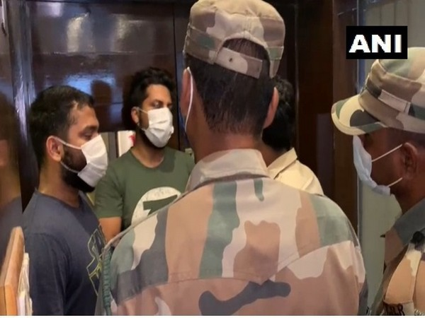 Visuals from the hotel (Photo/ANI)
