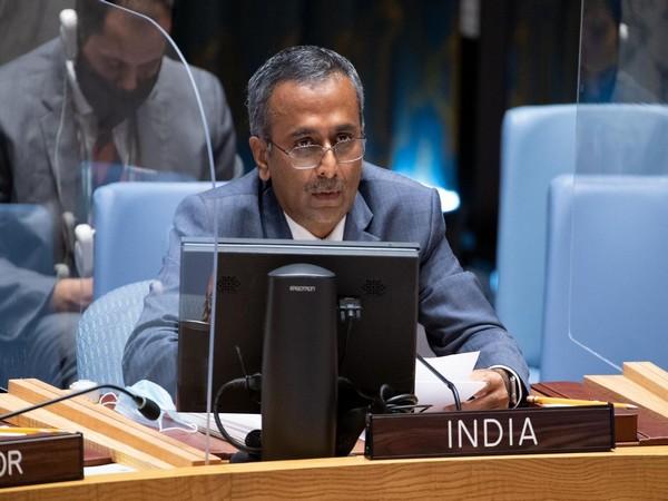 Pratik Mathur, Counsellor at United Nations (Photo: Twitter)