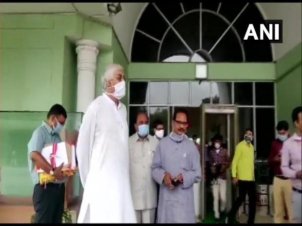 Chhattisgarh Health Minister TS Singh Deo (Photo/ANI)