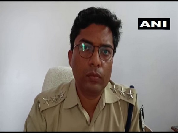Sub-Divisional Police Officer Ashish Bharande. (Photo/ANI)