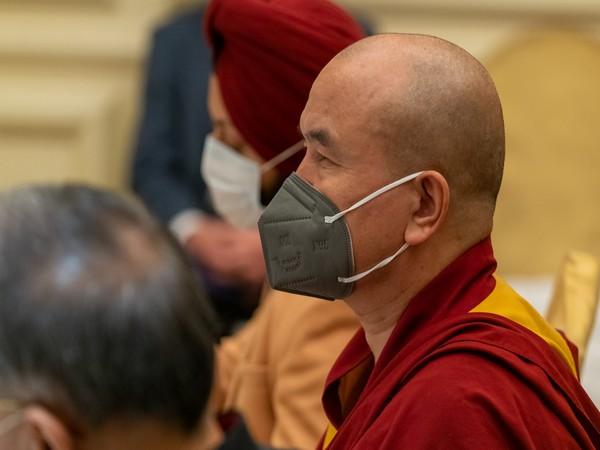 Tibetan Buddhist monk Geshe Dorji Damdul