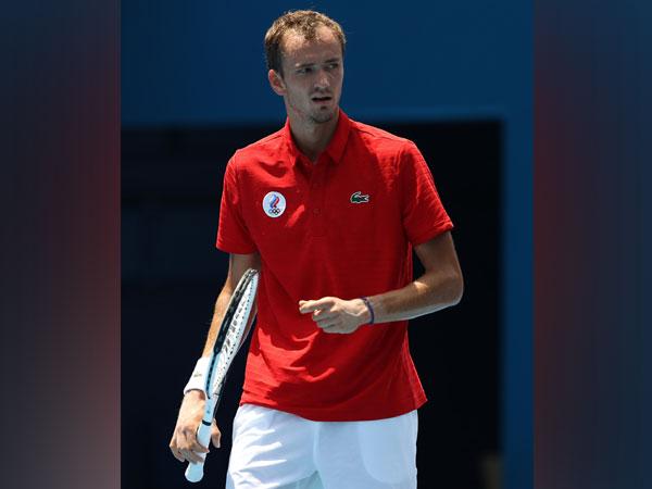 Daniil Medvedev (Photo: Twitter/Australian Open)