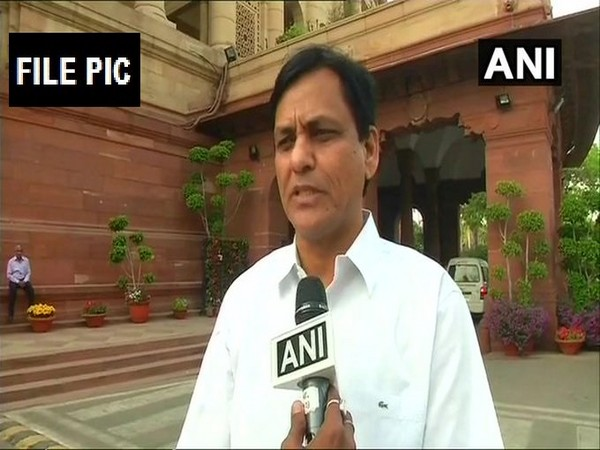 Union Minister of State for Home Affairs Nityanand Rai. [File Photo/ANI]