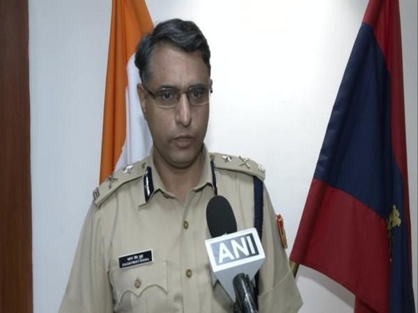 Sagar Preet Hooda, Joint Commissioner of Police (CP) Delhi (photo/ANI)