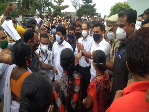 : Maharashtra Chief Minister Uddhav Thackeray. (Photo/ANI)