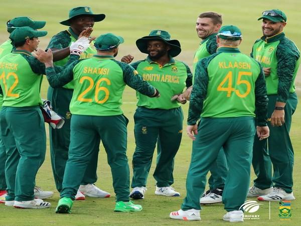 South Africa men's cricket team (Photo/ CSA Twitter)