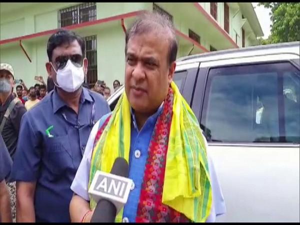 Assam Chief Minister Himanta Biswa Sarma (Photo/ANI)
