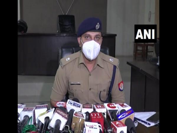 Kanpur Additional DCP (Crime) Deepak Bhukar
