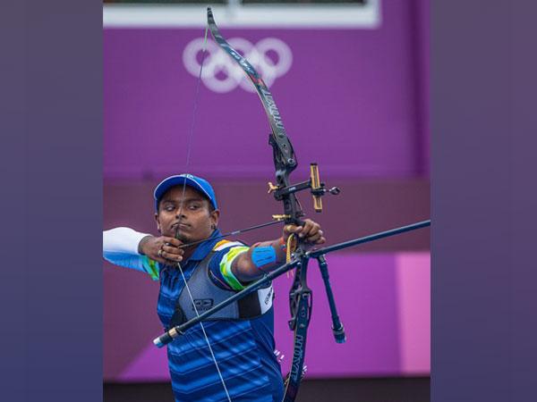 India archer Atanu Das (Photo/ Atanu Das Twitter)