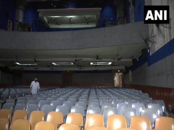 Empty cinema theatres of Kolkata (Photo/ANI)
