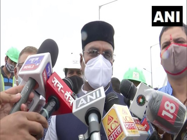 Vishwas Sarang, BJP minister in Madhya Pradesh (Photo/ANI)