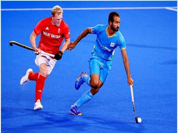 India beat Great Britain 3-1 on Sunday (Image: Hockey India)