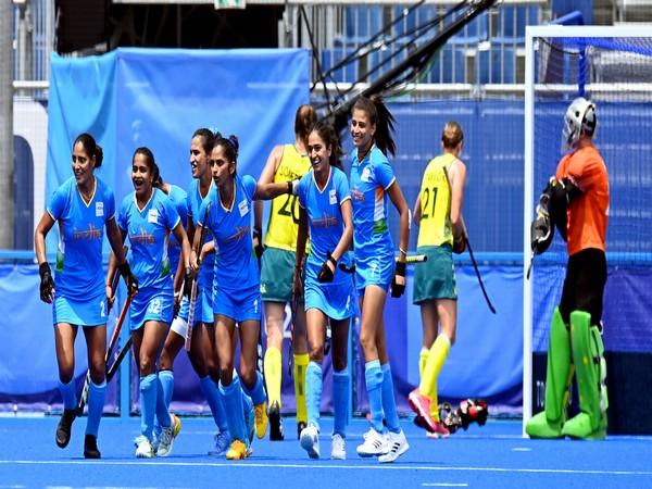 Indian women's hockey team (Photo: Twitter/ Hockey India)