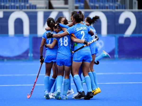 Indian women's hockey team (Photo: Twitter/Hockey India)