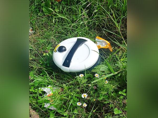 Suspicious tiffin box found  in Magam area of Budgam district