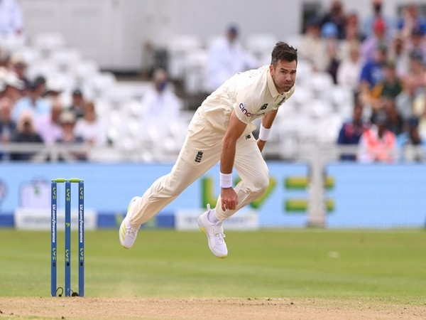 England fast bowler James Anderson (Image: ICC)