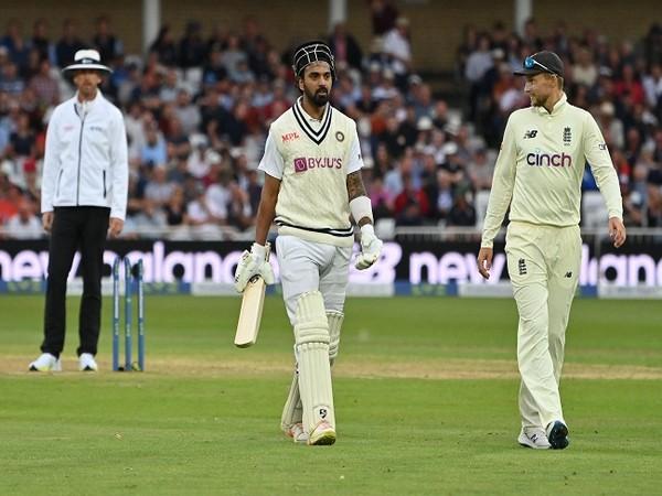 KL Rahul and Joe Root (Image: ICC)