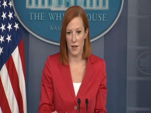 White House Spokesperson Jen Psaki
