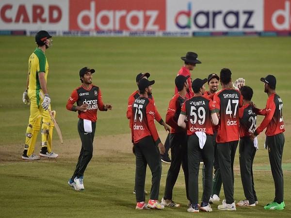 Bangladesh defeated Australia in 3rd T20I (Image: ICC)