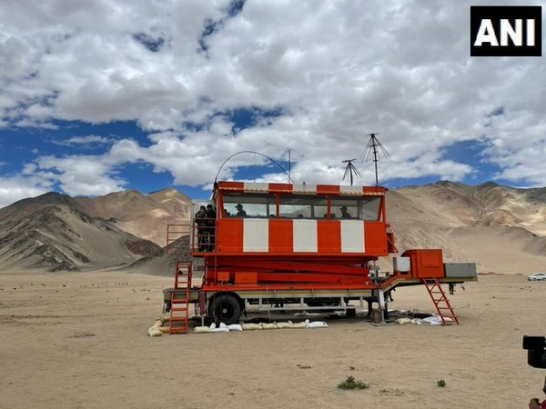 World's highest mobile air traffic control towers built in Ladakh