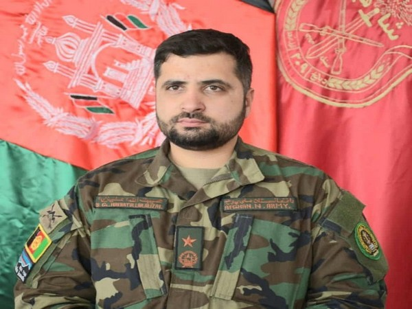 General Hibatullah Alizai, the commander of the Special Operations Corps. (Tweet@@TOLOnews)