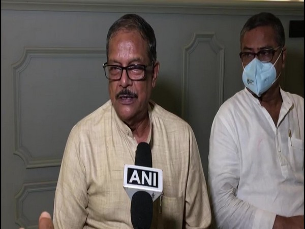 West Bengal Law Minister Moloy Ghatak (Photo/ANI)