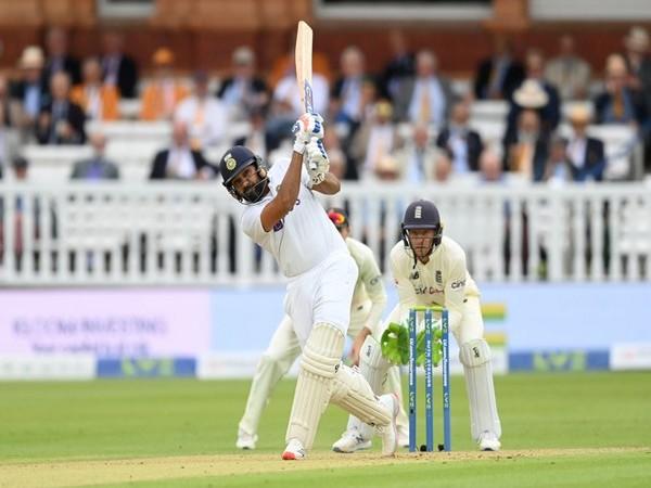 India opening batsman Rohit Sharma (Photo/ BCCI Twitter)