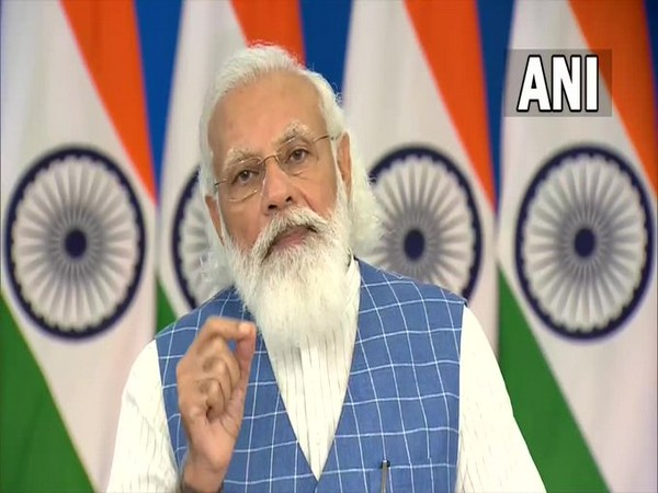 Prime Minister Narendra Modi addressing 'Investors Summit for setting up Vehicle Scrapping Infrastructure'