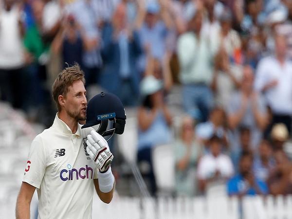 England Test captain Joe Root (Photo/ ICC Twitter)
