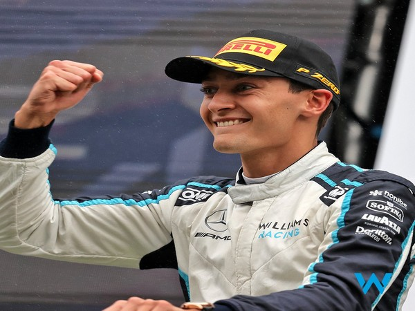 George Russell (Photo: Twitter/Williams Racing)